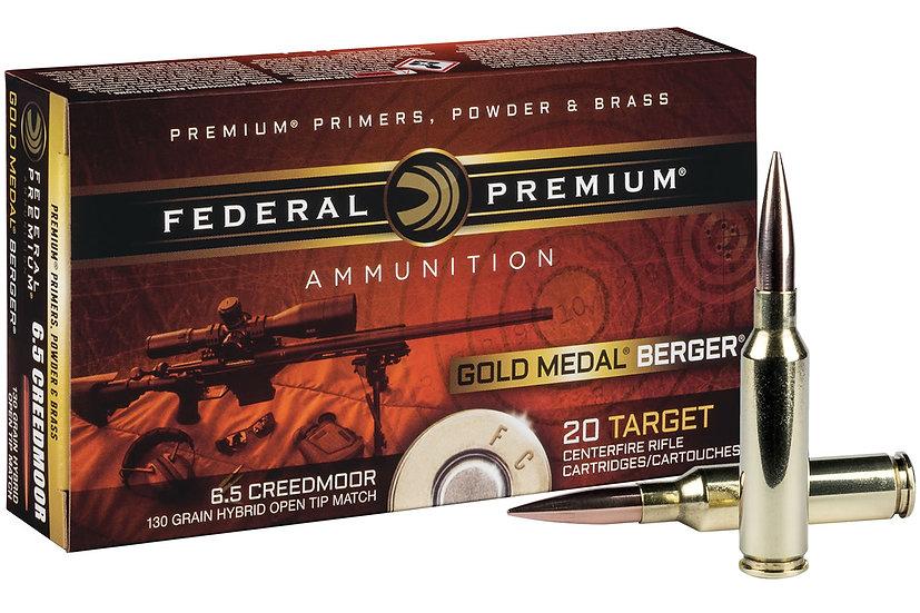 Fed 6.5 CM 130gr Berger