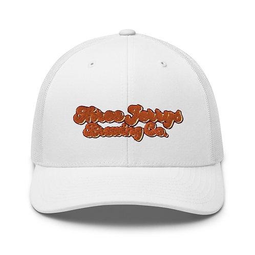 Three Jerrys Trucker Hat