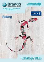Catalogo BrandS-Lurch 2020 Baking Portad