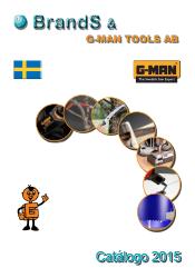 Catálogo G-Man en PDF para descargar