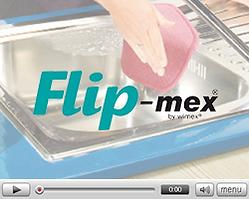 Carpeta de vídeos cela marca Flip-mex