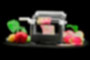 Novedades-Lurch_Catto.png Laminador de vegetales y frutas Catto de Lurch. Comida sana natural saludable novedad 2020
