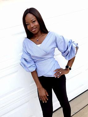 Marian Omidiji- DW Event Coordinator