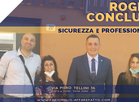 ROGITO CONCLUSO per Immobile zona Porta di Roma - Roma Nord