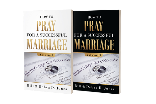 BUNDLE - Volume I & II - How To PRAY For A Successful MARRIAGE