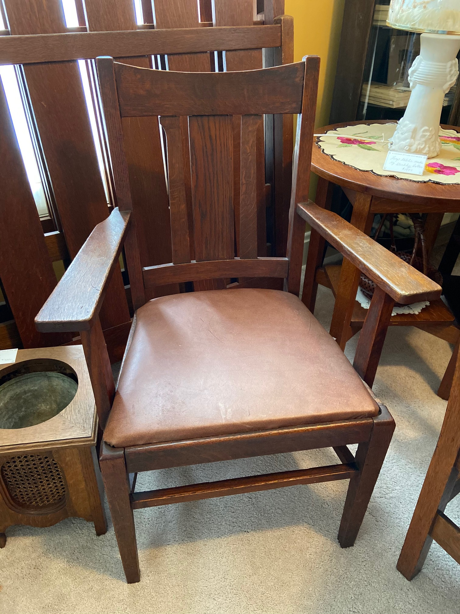 SOLD Arm Chair