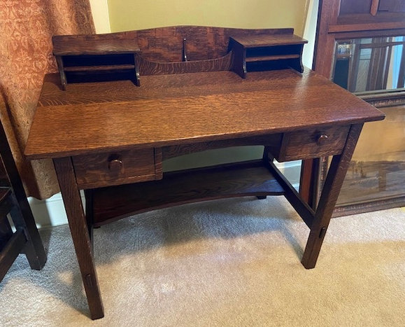 L&JG Stickley Desk
