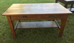 L & JG Stickley Library Table/Desk
