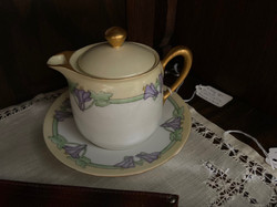 SOLD Painted China Creamer