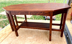 SOLD Limbert Console Table