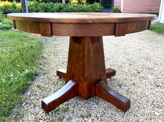 SOLD Stickley Brothers Table