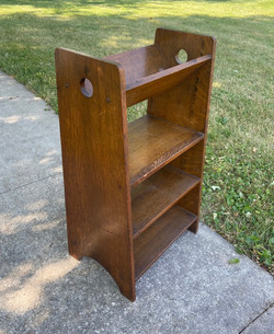 Lakeside Bookshelf