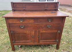 SOLD Stickley Brothers Sideboard
