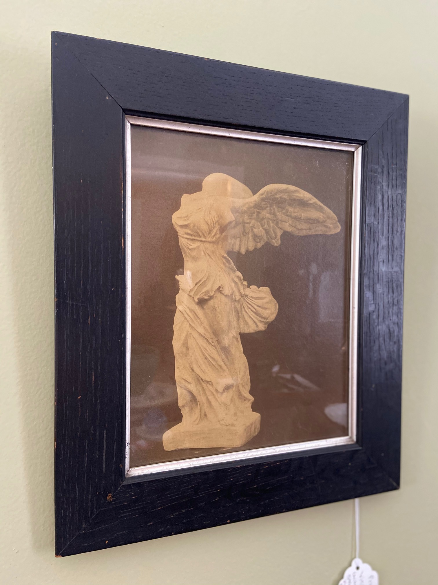 Nike of Samothrace Print