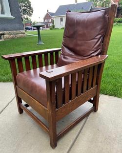 L&JG Stickley Arm Chair