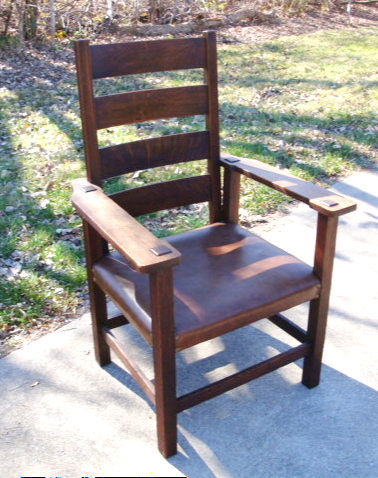 Stickley Brothers Arm Chair