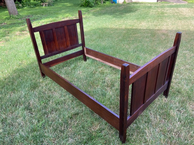Stickley Brothers Single Bed