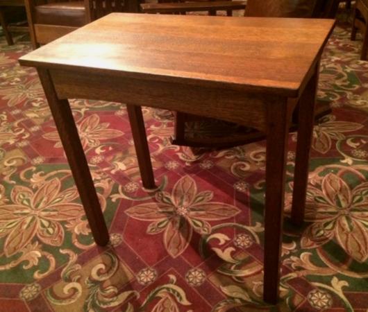 L & JG Stickley Side Table