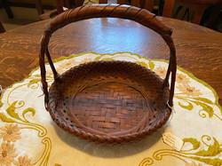 Splint Bamboo Basket