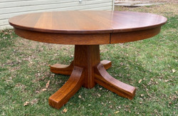 Stickley Brothers Dining Room Table