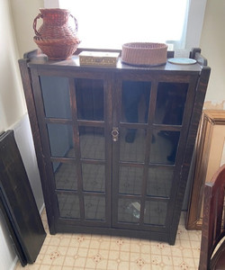 Stickley Brothers Bookcase