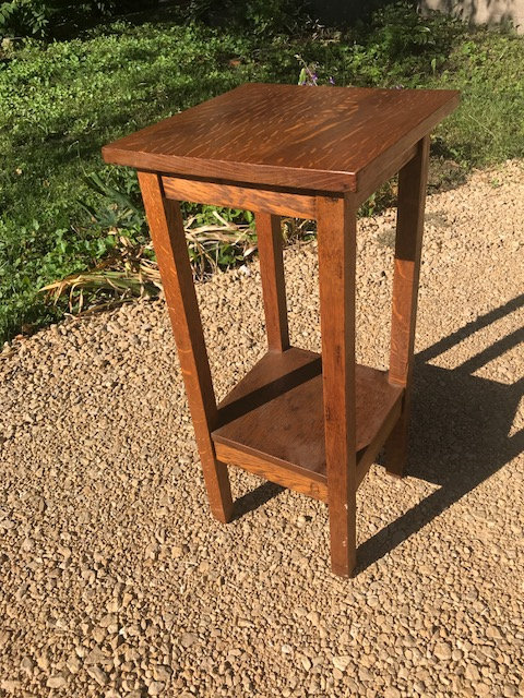 Gustav Stickley Stand