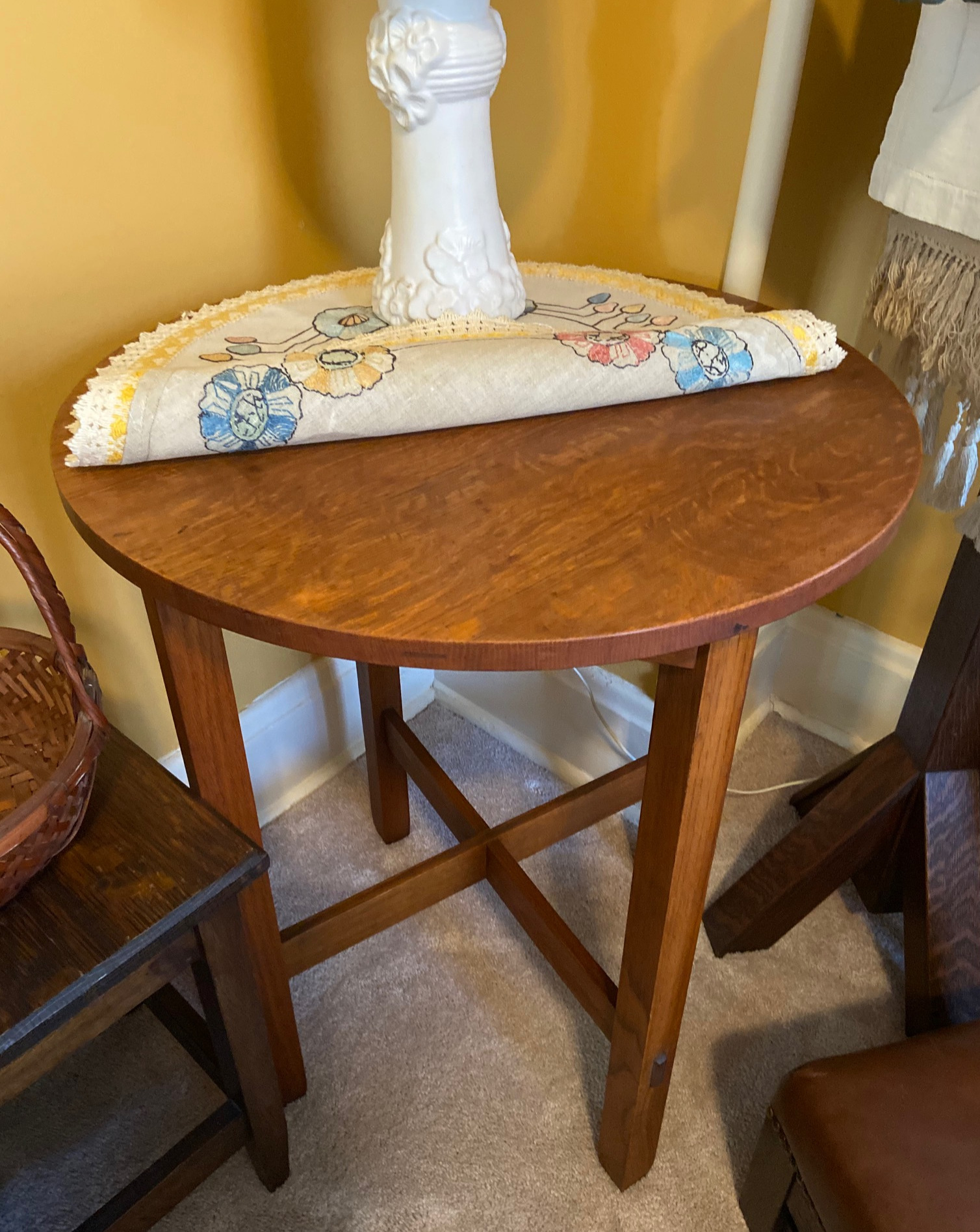 Stickley Brothers Side Table