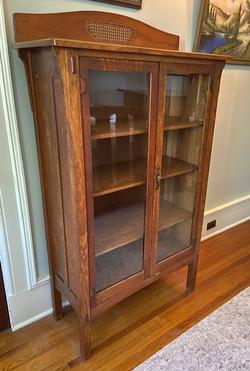 SOLD Limbert Bookcase