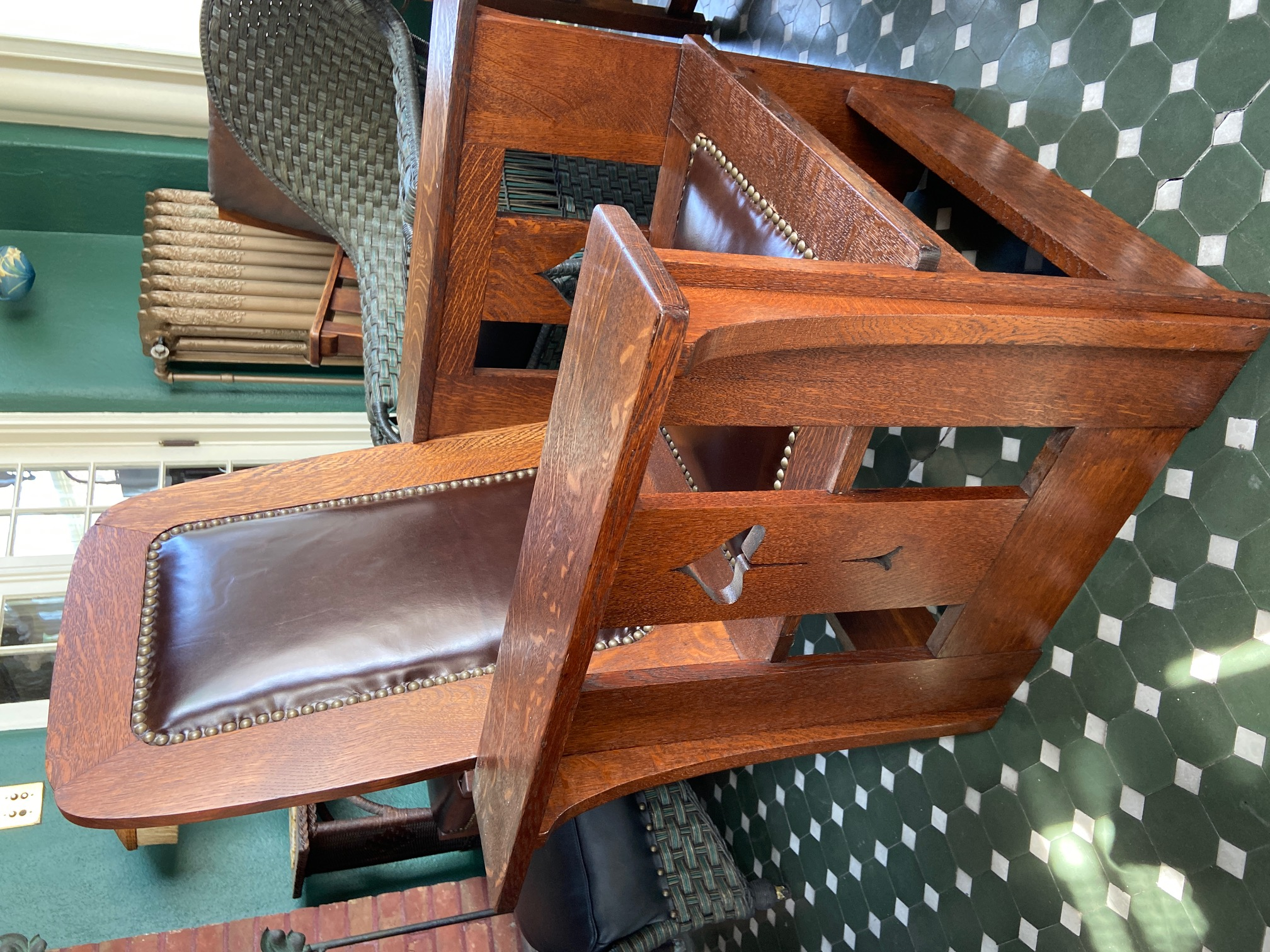 SOLD Limbert Arm Chair