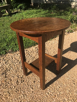 Miller Cabinet Company Table