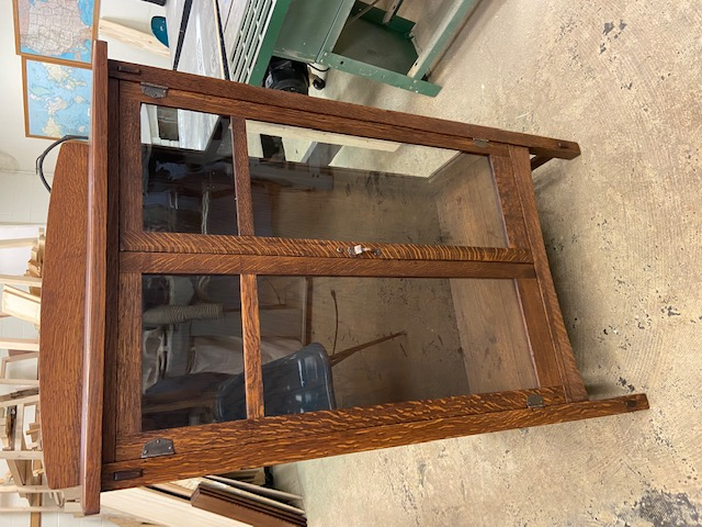 SOLD Limbert China Cabinet SOLD