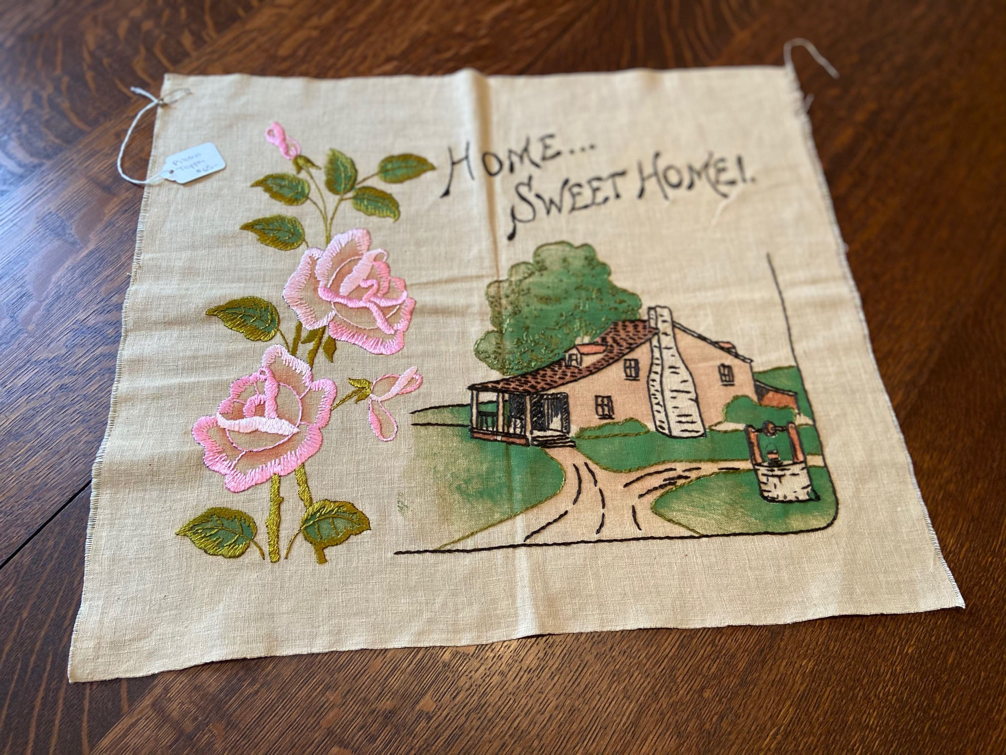 Home Sweet Home Textile