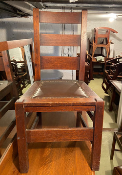 Stickley Brothers Set of 8 Chairs