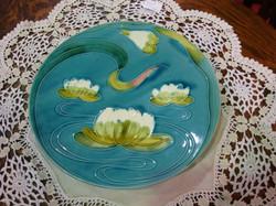 Lotus Flower Plate
