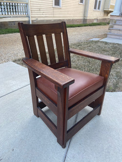 Limbert Arm Chair