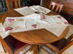 Grape Motif Textile