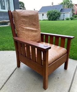 Gustav Stickley Arm Chair