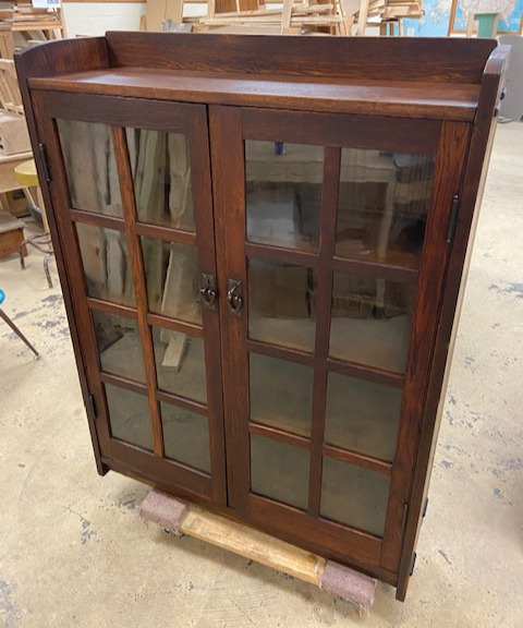 SOLD Gustav Stickley Bookcase