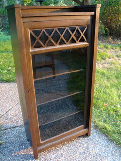SOLD Brooks Bookcase