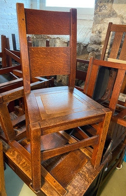 Stickley Brothers Set of 4 Chairs