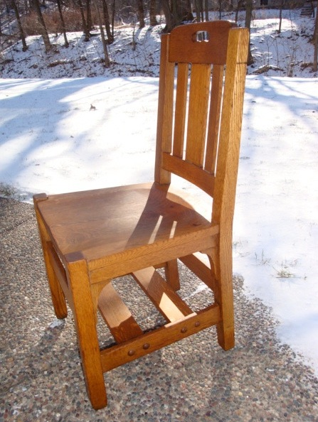 Stickley Brothers Chair