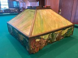Brass Ceiling Fixture Shade