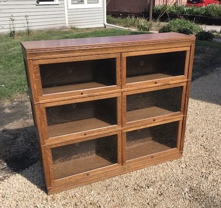Macey Stacking Bookcase