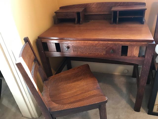 Limbert Desk & Chair