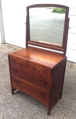 Limbert Mirrored Dresser