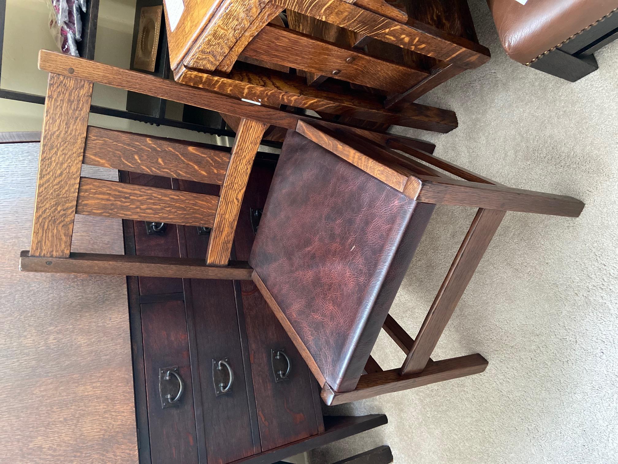 L & JG Stickley Side Chair