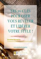 E-BOOK DOROTHEE B CONSEIL EN IMAGE - A4.