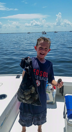 Homosassa Scalloping Charter