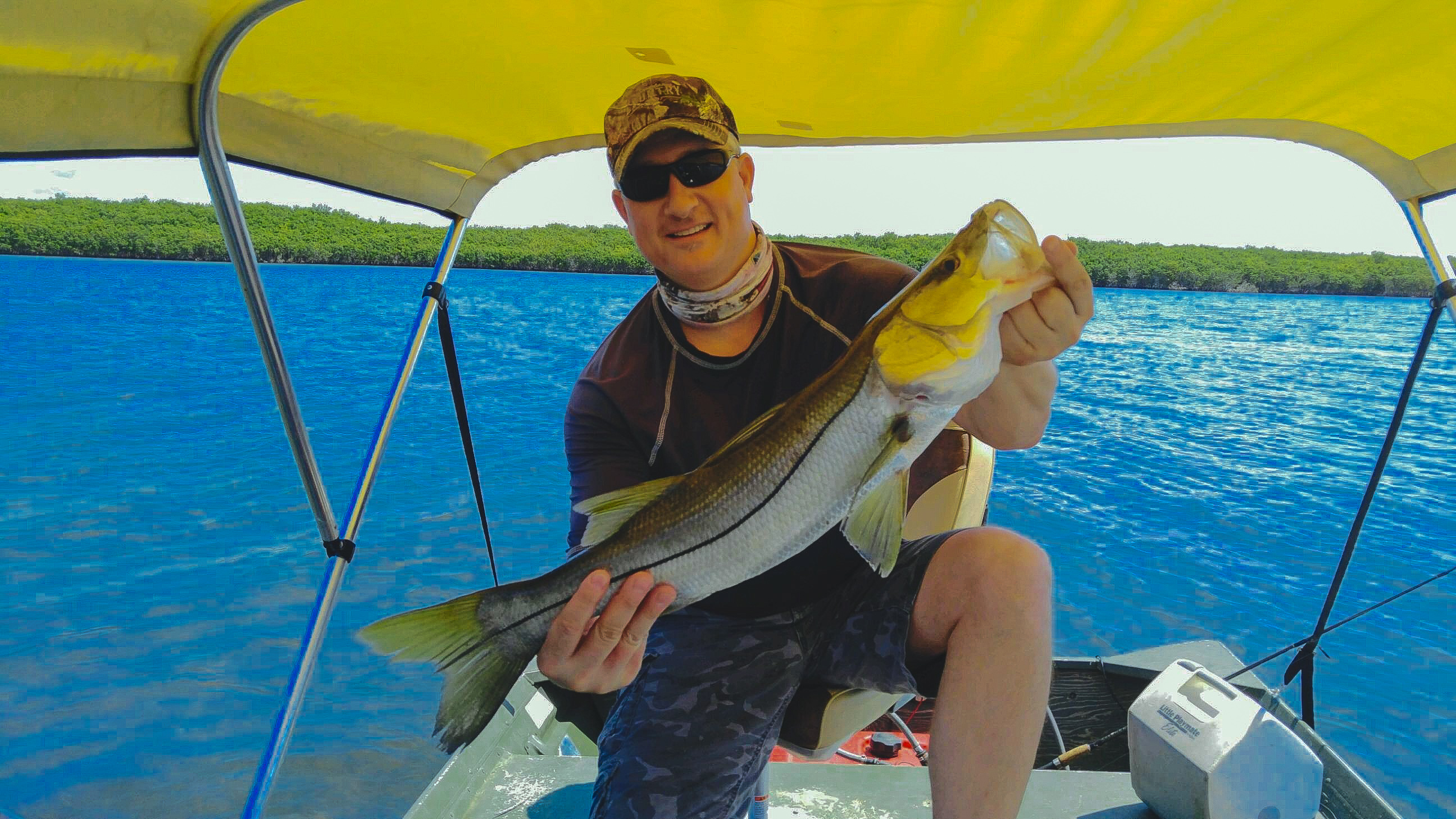 Snook Homosassa fishing guide