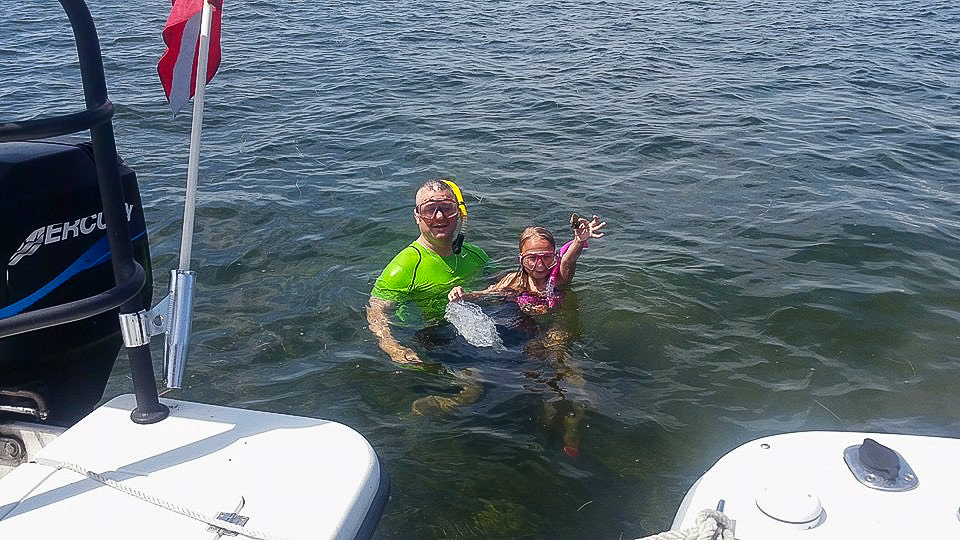 Crystal River Scalloping Charter